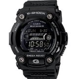 Casio Men's G-Shock G-Rescue Solar Atomic Classic Color Watch