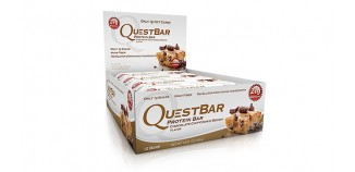 quest protein bars chocolate chip cookie dough